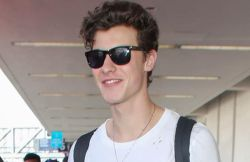 Shawn Mendes Sighted at LAX Airport in Los Angeles on September 26, 2018