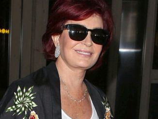 Sharon Osbourne Sighted at LAX Airport on July 11, 2017