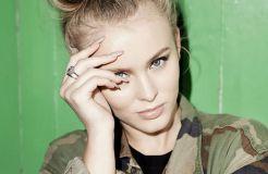 Zara Larsson ist wieder online