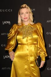 Courtney Love - 2018 LACMA Art+Film Gala Honoring Catherine Opie + Guillermo Del Toro