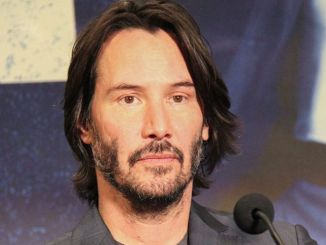 """Keanu Reeves - """"John Wick: Chapter 2"""" Los Angeles Press Conference"""