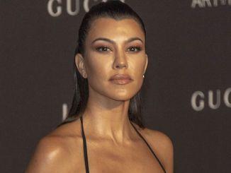 Kourtney Kardashian - 2018 LACMA Art+Film Gala Honoring Catherine Opie + Guillermo Del Toro