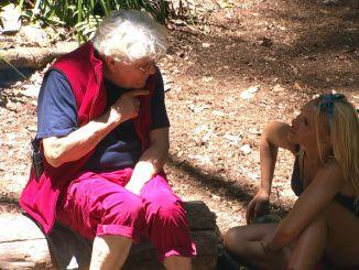 Dschungelcamp 2019: Tommi Piper ganz entzückt von Evelyn Burdecki - TV