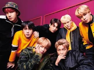 """""""Bangtan Boys"""": K-Pop-Sensation """"BTS"""" und die verrückte Fan-Aktion - Musik"""
