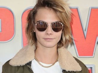 """Cara Delevingne - Imax's """"Superpower Dogs"""" World Premiere Presented by Mars Pet Care"""