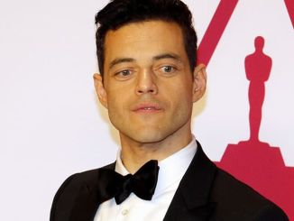 Rami Malek - 91st Annual Academy Awards - Press Room