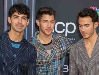 Jonas Brothers - 2019 Billboard Music Awards - Arrivals