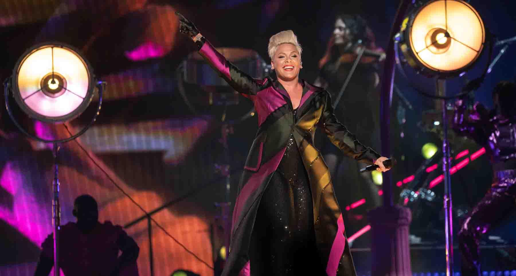 Pink: Die Sängerin macht ein Jahr Pause