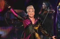 Pink startet heute ihre Tour durch Deutschland