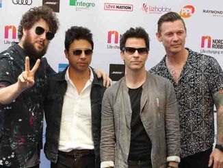 Stereophonics - Nordoff Robbins O2 Silver Clef Awards 2018 - Arrivals