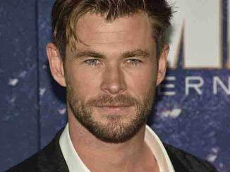 "Chris Hemsworth - ""Men In Black: International"" New York City Premiere"