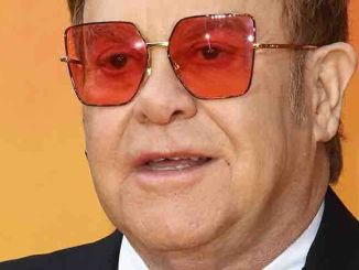 "Elton John - ""The Lion King"" European Premiere"