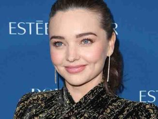 Miranda Kerr - Porter's Incredible Women Gala 2018