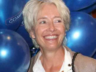 "Emma Thompson - ""Company"" UK Press Night at Gielgud Theatre"