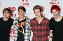 "Top Ten der US-Album-Charts: ""5 Seconds of Summer"" direkt auf der Eins"