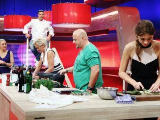 """Grill den Henssler"" mit Claudia Effenberg und Stefanie Giesinger! Detlef Steves will Revange! - TV"