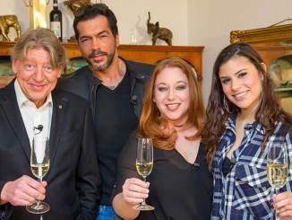 """""""Das perfekte Promi Dinner – Dschungel-Spezial"""" mit Tanja, Rebecca, Aurelio und Walter! - TV"""
