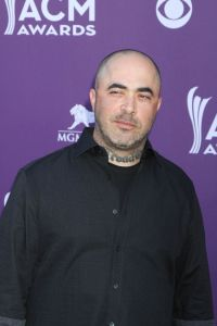 Aaron Lewis - 47th Annual Academy of Country Music Awards - Arrivals