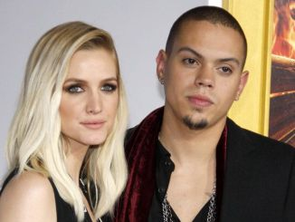 """Ashlee Simpson and Evan Ross - """"The Hunger Games: Mockingjay - Part 1"""" Los Angeles Premiere"""