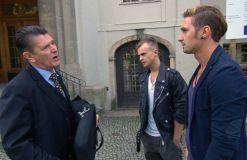 Berlin Tag und Nacht: Flüchtet Leon?