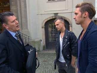 Berlin Tag und Nacht: Flüchtet Leon? - TV News