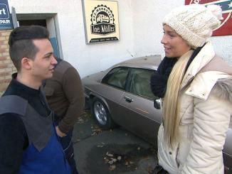 Berlin Tag und Nacht: Peggy dankbar für Simmos Hilfe! - TV