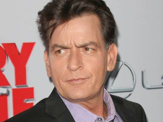 "Charlie Sheen - ""Scary Movie V"" Los Angeles Premiere"