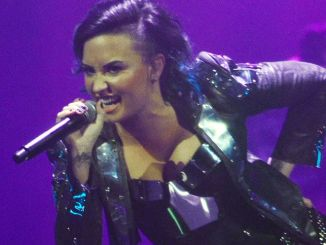 Demi Lovato in Concert at The United Center in Chicago