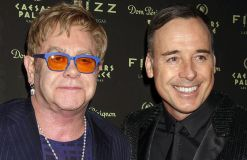 Elton John und David Furnish: Doppel-Date mit Neil Patrick Harris und David Burtka