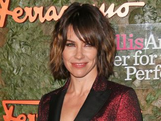 Evangeline Lilly - Wallis Annenberg Center for the Performing Arts Inaugural Gala
