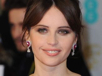 Felicity Jones - EE British Academy Film Awards 2015