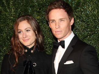 Eddie Redmayne and Hannah Bagshawe - 60th Annual Evening Standard Theatre Awards
