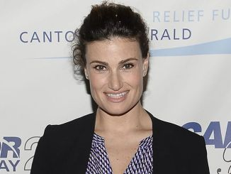 Idina Menzel - September 11th, 2014 Annual Charity Day Hosted By Cantor Fitzgerald