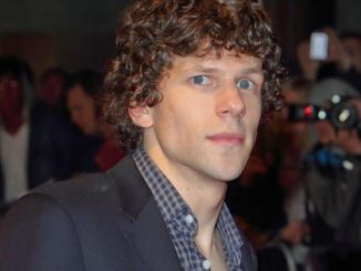 Jesse Eisenberg - 57th Annual BFI London Film Festival