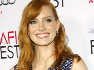 """Jessica Chastain - AFI FEST 2014 Presented By Audi Opening Night Gala Premiere Of """"A Most Violent Year"""""""
