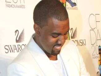 Kanye West - 2011 CFDA Fashion Awards