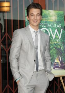 """Miles Teller - """"The Spectacular Now"""" Los Angeles Special Screening - Arrivals"""