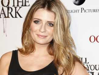 "Mischa Barton bei ""Dancing With the Stars"" - TV"