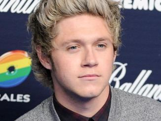 Niall Horan - 40 Principales Awards 2014