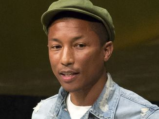 Pharrell Williams - United Nations International Day of Happiness 2015