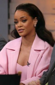 Rihanna - Celebrity Guests on Good Morning America