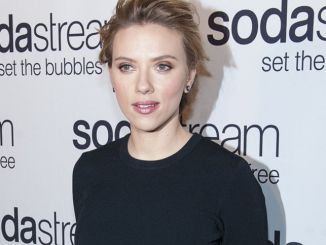 Scarlett Johansson - SodaStream Unveils Scarlett Johansson as Global Brand Ambassador at Gramercy Park Hotel in New York City