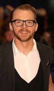 Simon Pegg - 58th Annual BFI London Film Festival