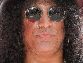 Slash Honored with a Star on the Hollywood Walk of Fame