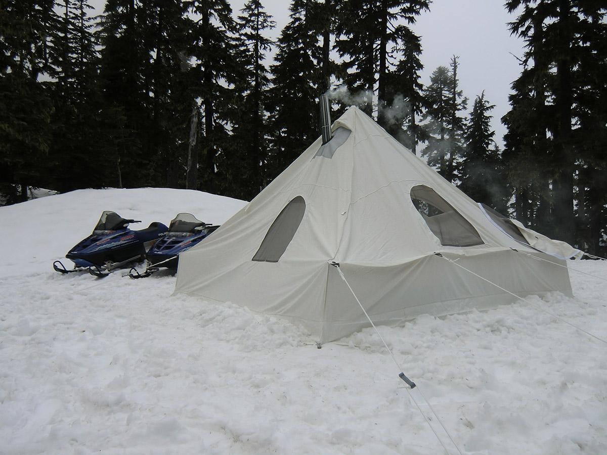 Spike Tent