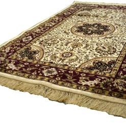 Persian Carpet – Silk Premium Living Room Rug – 3X5 Feet -Avioni