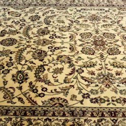Persian Carpet – Premium Silk Luxury Area Rug – 4X6 Feet -Avioni