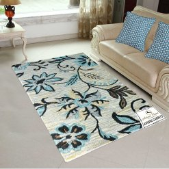 Bright Floral Area Rugs | Best Wool Carpets | Avioni