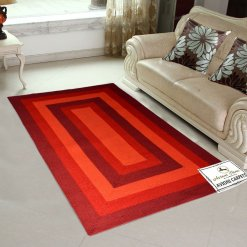 """Avioni Cotton Braided """"Earth Collection- Huge Of Harvest"""" Rug -3X5 Feet, """"Nature Collection"""" Specially designed for festive season, Handmade by Skilled Artisan, Cotton Rich Vibrant Colors Yarn, Thick ribbed construction, Reversible for double the wear"""