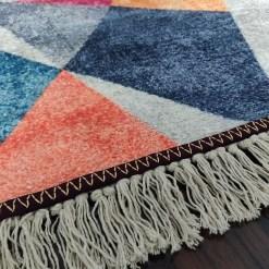 Avioni Carpet – Faux Silk- Neo Modern Collection 3D Geometric Design – Best Seller